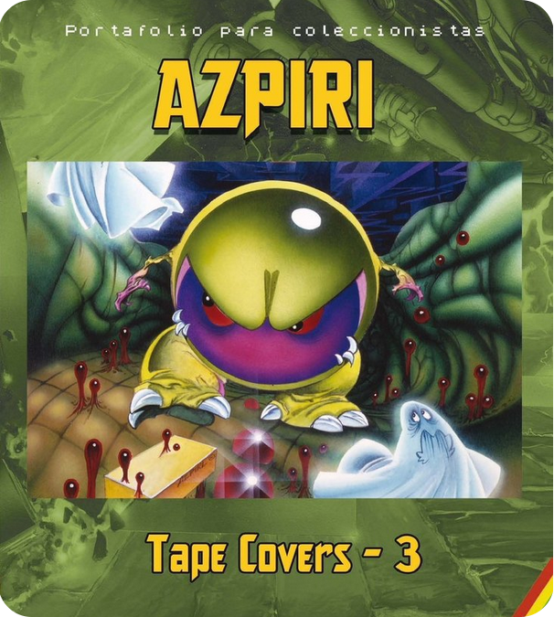 Tape Covers 3 de Azpiri