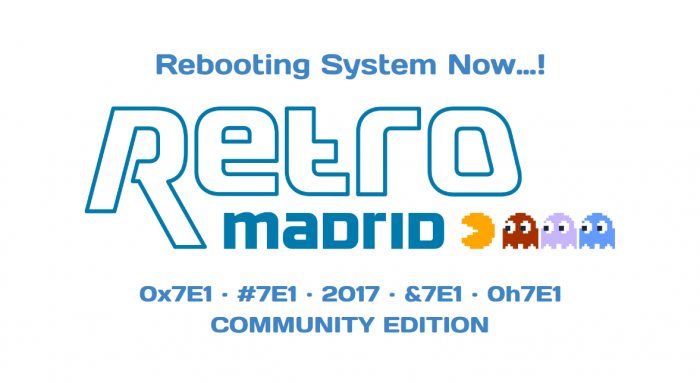RetroMadrid 2017 - Community Edition